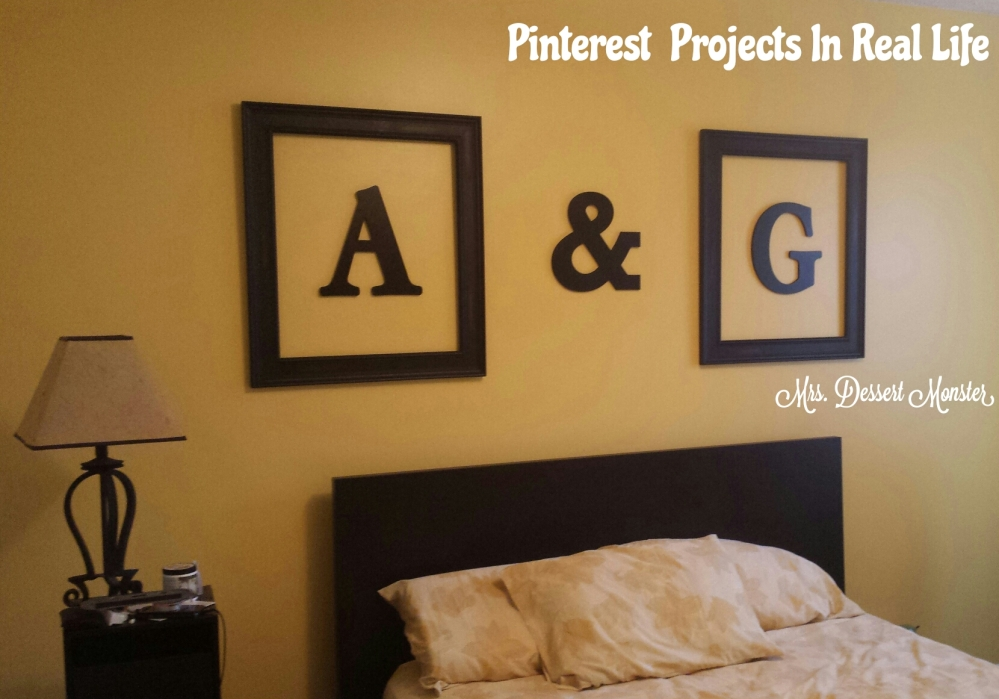 Pinterest Projects In Real Life (1/5)