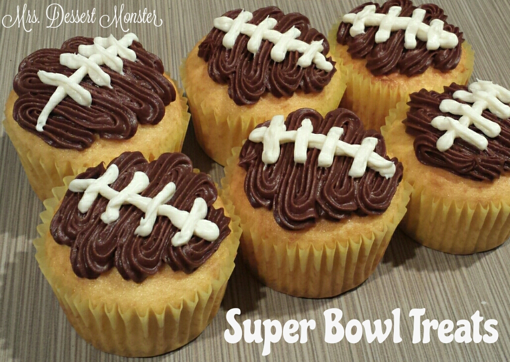 Super Bowl Bites Sized Treats - Something Swanky |Super Bowl Goodies