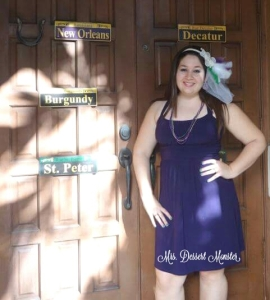 Mardi Gras Bridal Shower