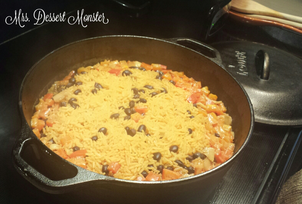 Cuban Black Beans & Rice (Congri) (6/6)