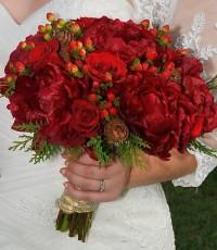 Red Bouquet - Mrs. Dessert Monster