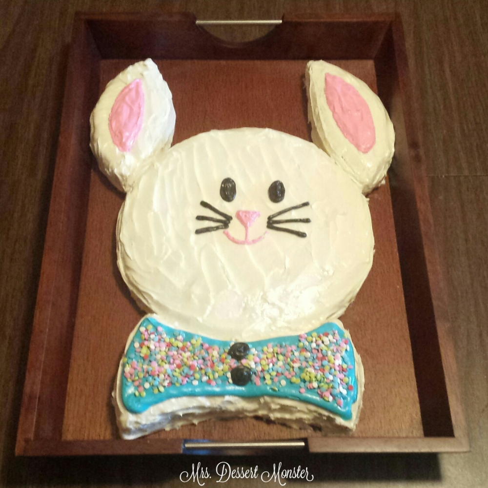 Easter Bunny Cake (4/5)