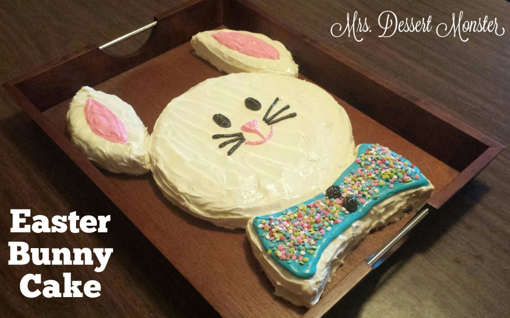 Easter Bunny Cake (1/5)