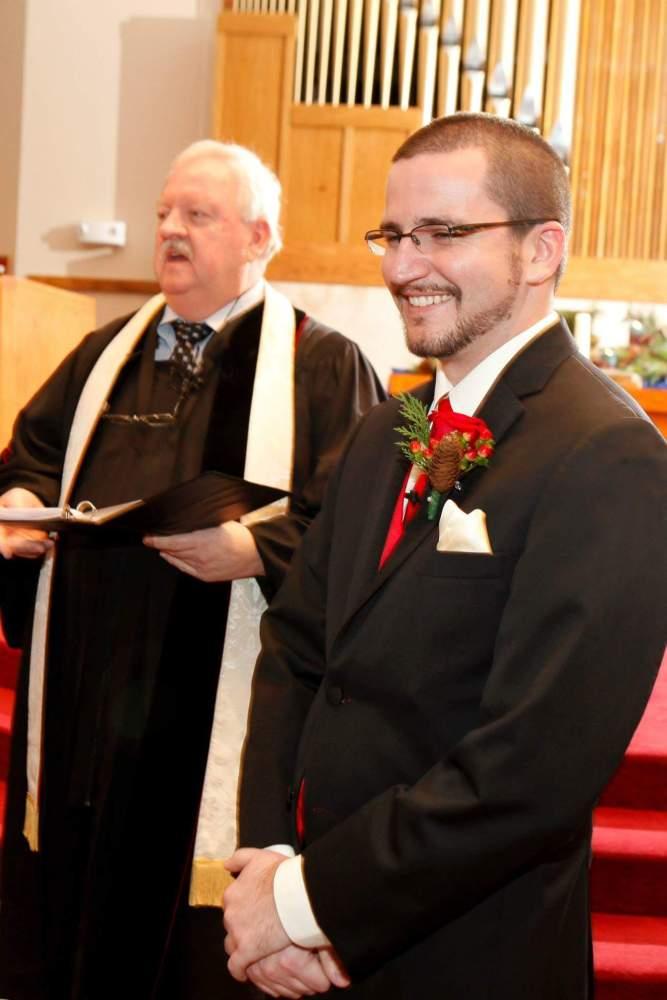 Our Christmas Wedding (6/6)