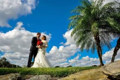 Christmas Red Wedding Florida
