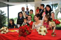 Christmas Red Wedding