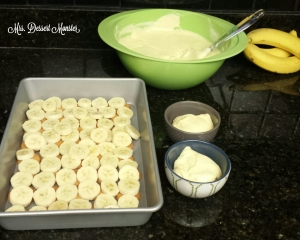 Banana Pudding - Mrs. Dessert Monster