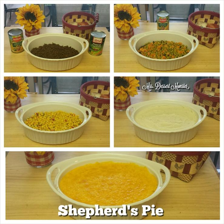 Shepherd's Pie - Mrs. Dessert Monster