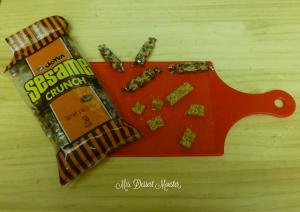 Ricotta Honey Sesame Ice Cream - Mrs. Dessert Monster