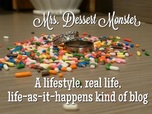 Mrs. Dessert Monster