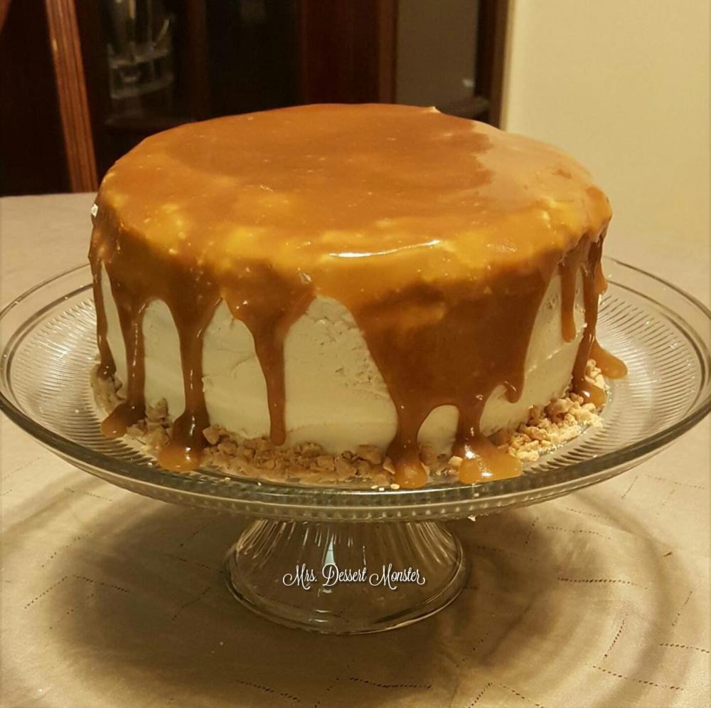 Caramel Apple Cake (1/5)