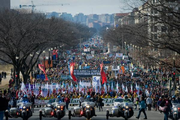 March For Life 2015