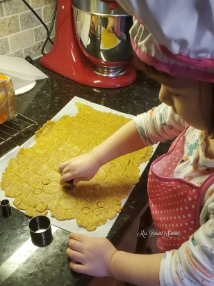 Whole Wheat & Flax Cheezy Crackers - Mrs. Dessert Monster cheesy cheddar cheez-it cheezits crackers